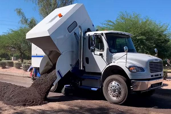 Nescon X Broom dumping
